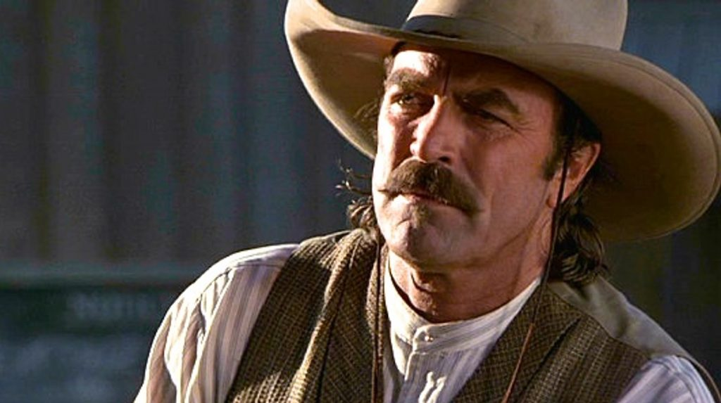 Tom Selleck em Crossfire Trail